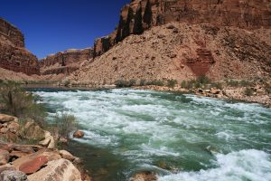 Photograph of the Colorado River